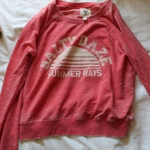 Billabong Salty Daze Summer Rays Long Sleeve Shirt